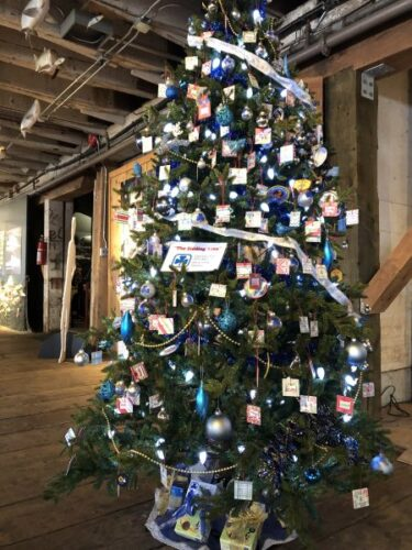 Steveston Festival of Trees - a winner announced!