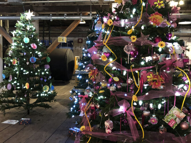Steveston Festival of Trees Votes are In!