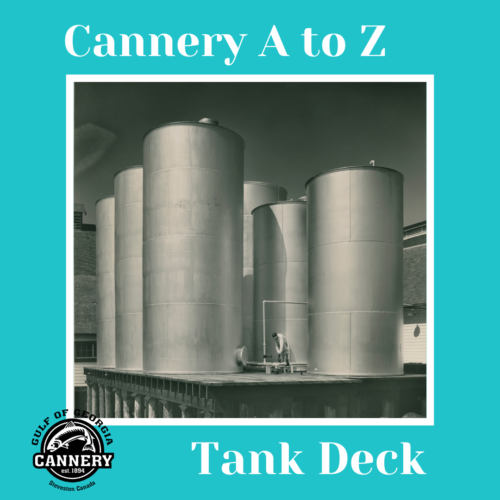 Cannery A to Z: T is for Tank Deck