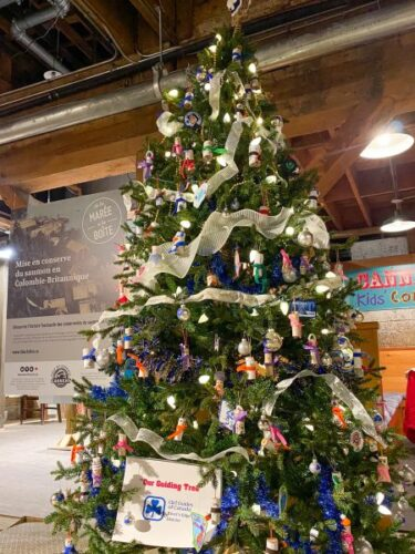 The Votes are In! Steveston Festival of Trees